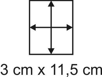 3mm Holzbase 3 x 11,5