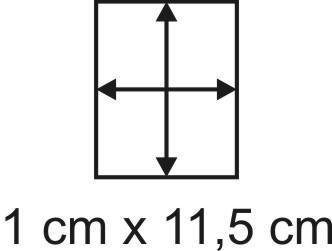 2mm Holzbase 1 x 11,5