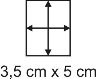3mm Holzbase 3,5 x 5
