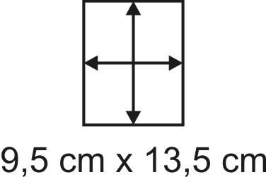 3mm Holzbase 9,5 x 13,5
