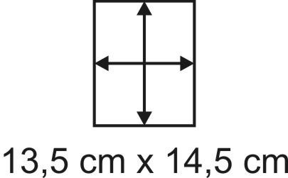 2mm Holzbase 13,5 x 14,5