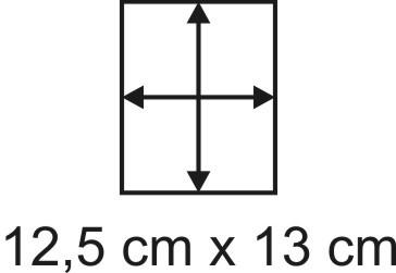 3mm Holzbase 12,5 x 13