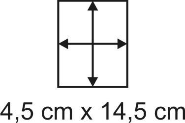 3mm Holzbase 4,5 x 14,5