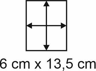 2mm Holzbase 6 x 13,5