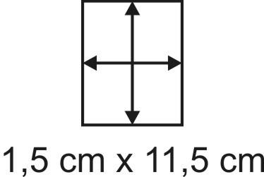 2mm Holzbase 1,5 x 11,5