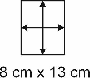 2mm Holzbase 8 x 13