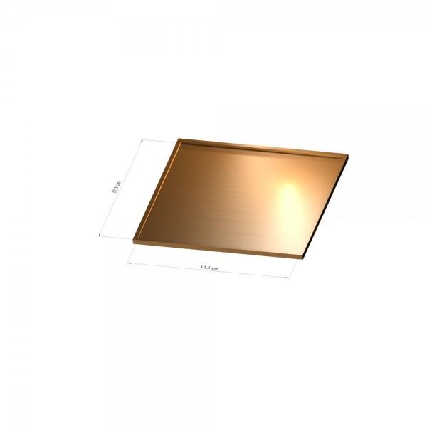 Tray 12,5 cm x 12,5 cm, 2mm