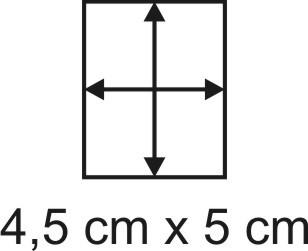 2mm Holzbase 4,5 x 5