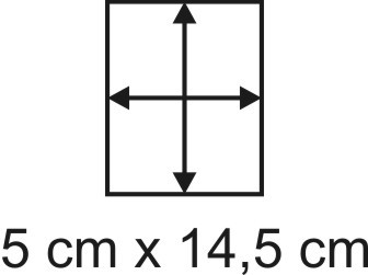 2mm Holzbase 5 x 14,5