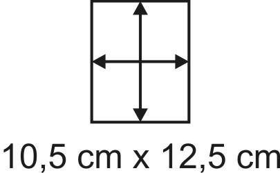 2mm Holzbase 10,5 x 12,5