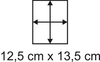 3mm Holzbase 12,5 x 13,5