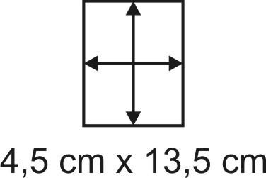 2mm Holzbase 4,5 x 13,5