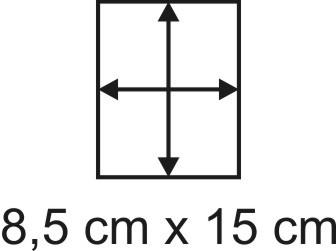 2mm Holzbase 8,5 x 15