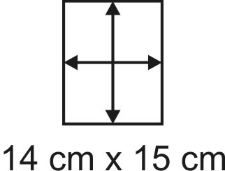 2mm Holzbase 14 x 15