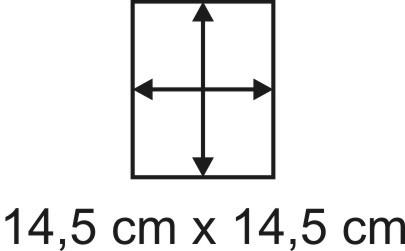 3mm Holzbase 14,5 x 14,5