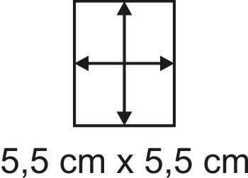 2mm Holzbase 5,5 x 5,5