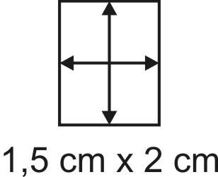 2mm Holzbase 1,5 x 2