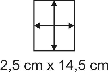 3mm Holzbase 2,5 x 14,5