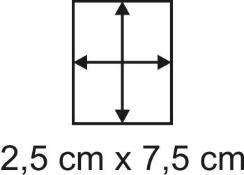 2mm Holzbase 2,5 x 7,5