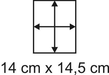 2mm Holzbase 14 x 14,5