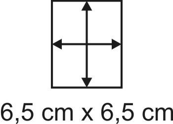 3mm Holzbase 6,5 x 6,5