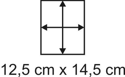 2mm Holzbase 12,5 x 14,5