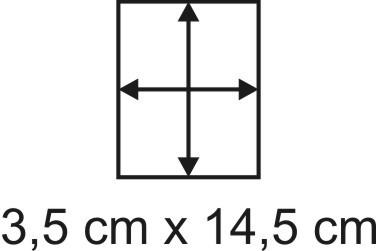 3mm Holzbase 3,5 x 14,5