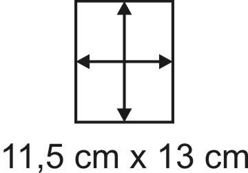 2mm Holzbase 11,5 x 13