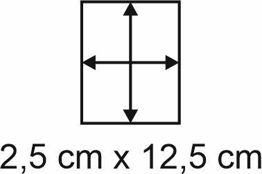2mm Holzbase 2,5 x 12,5